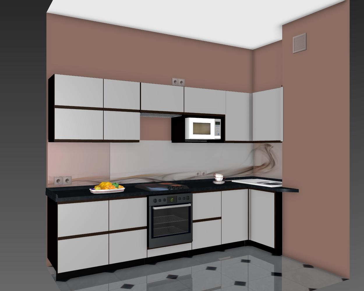 Кухню   поэлементно