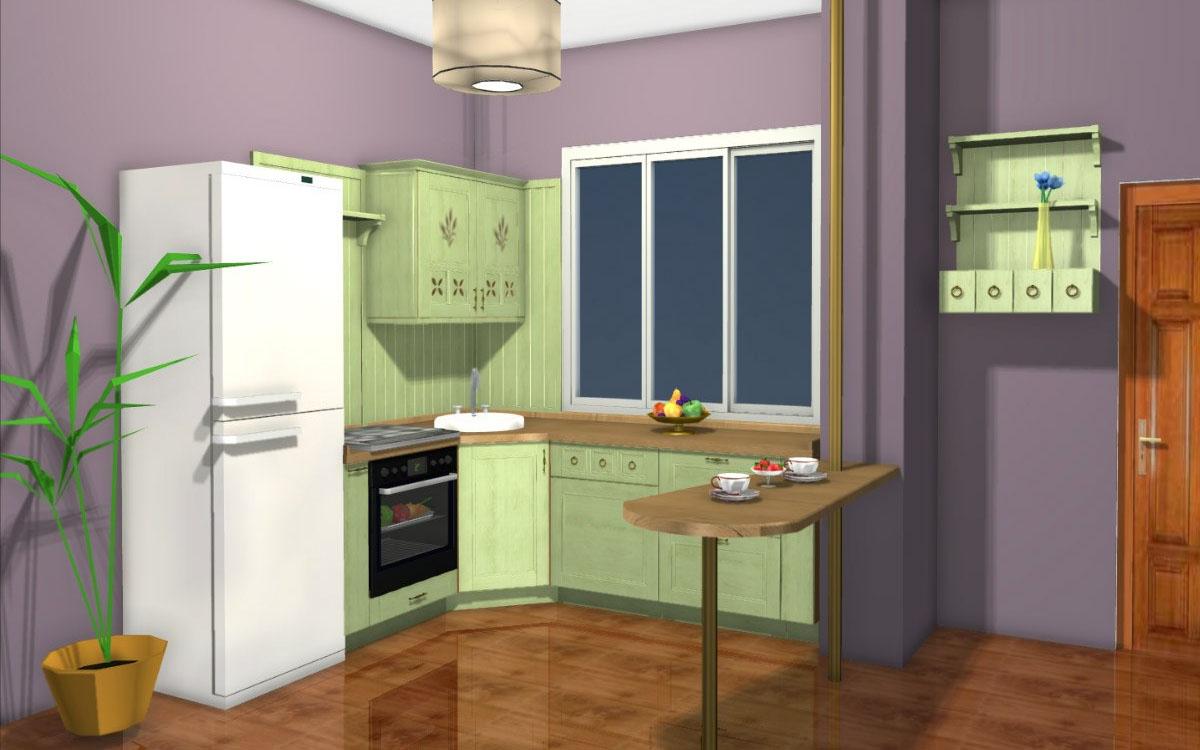 кухонные гарнитуры с барной стойкой какой выбрать