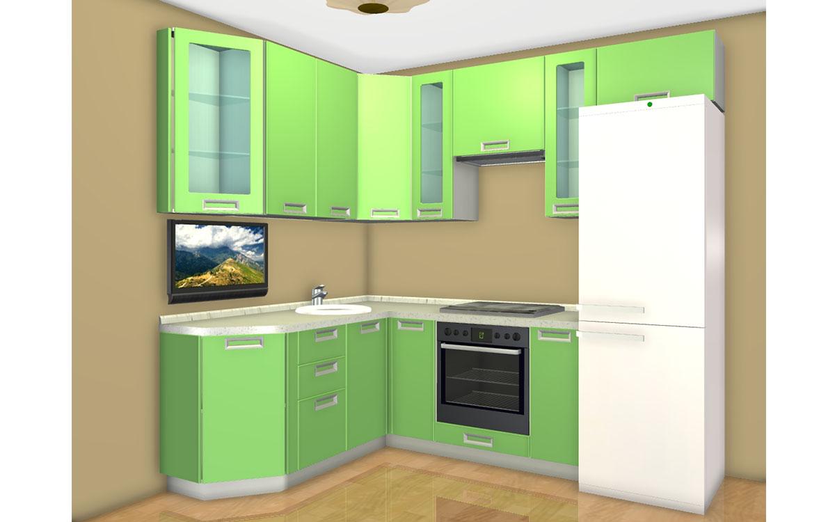 кухни для хрущевок фото угловые