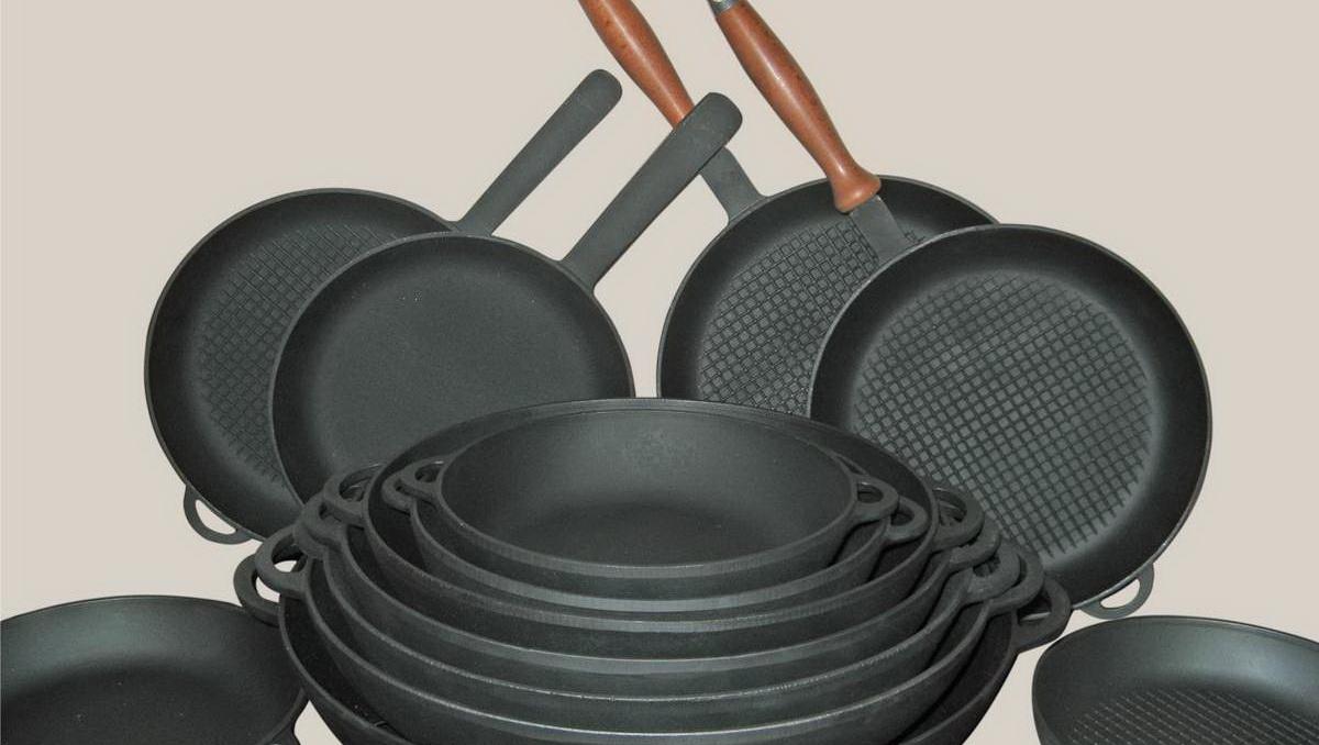 Чугунная сковорода на кухне: пережиток времен или незаменимая ...