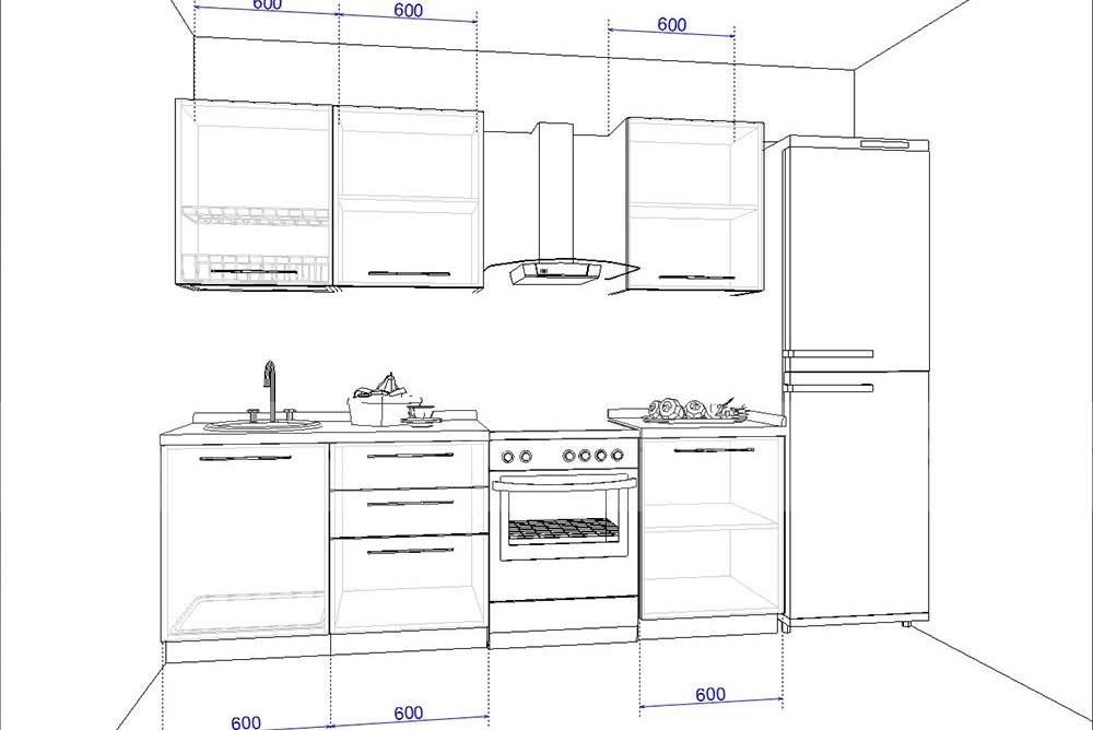 Как заказать кухню. Модель Вармия